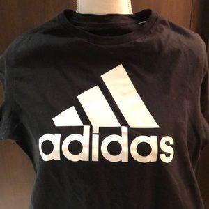 Adidas tshirt Large